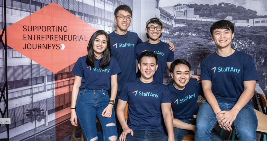 about Staffany, About Us
