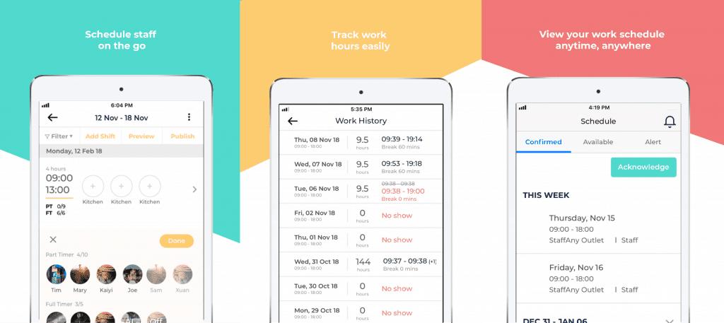 best scheduling app, What's the Best Work Scheduling App for My Team?