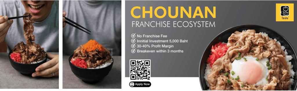 Re-opening ChouNan