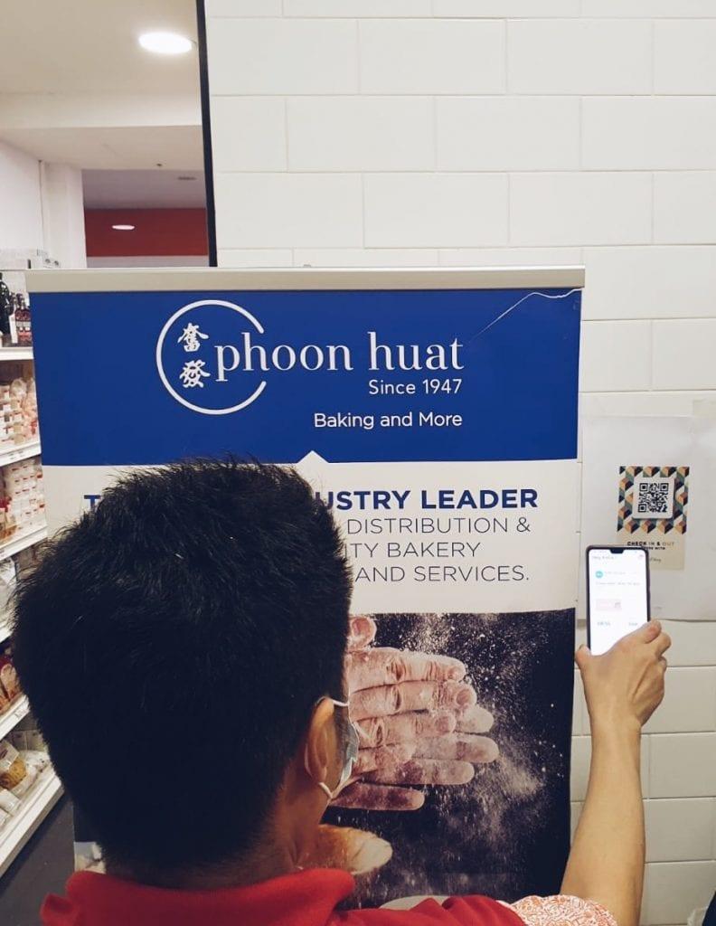 phoon huat COVID StaffAny