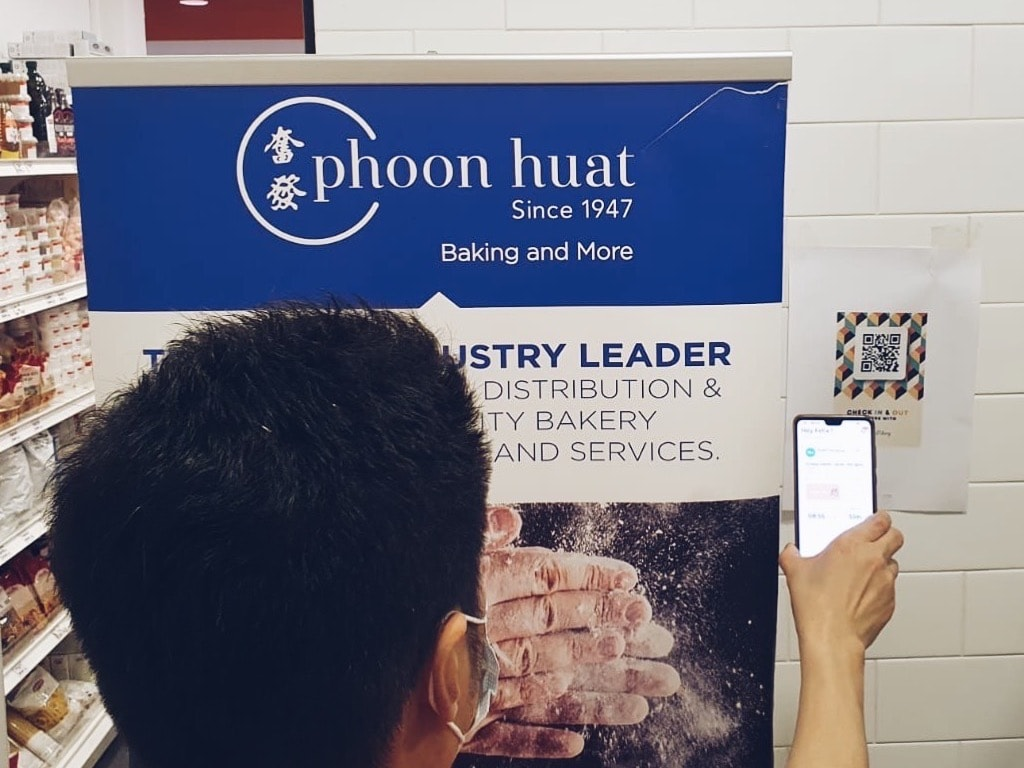 Phoon Huat StaffAny COVID