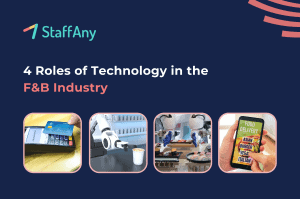 roles of technology in the f&b industry