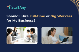 full-time or part-time workers