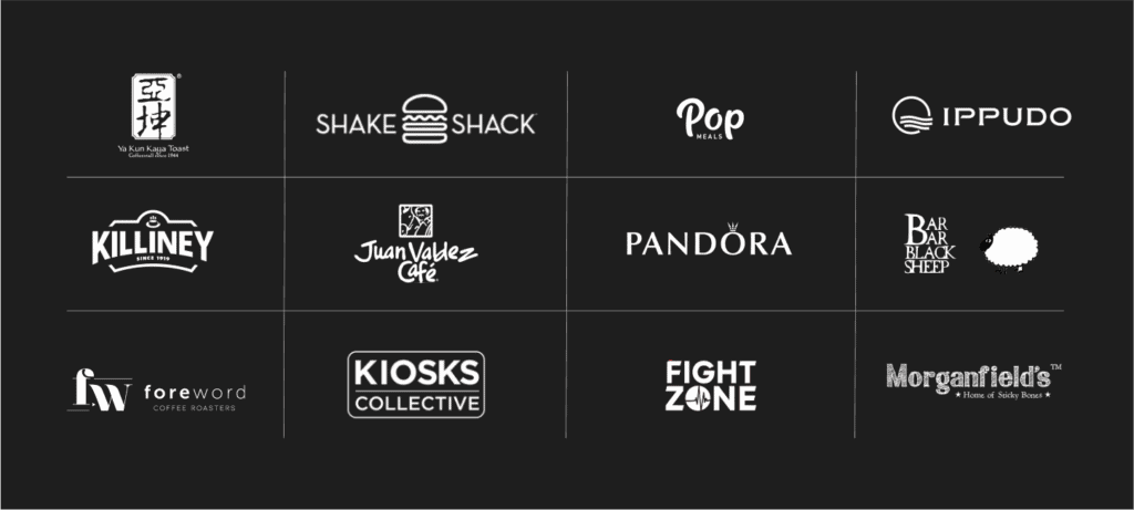 , Partners – For POS Screens